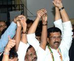 Rajya Sabha elections - L. Hanumanthaiah
