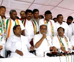 Inauguration of Congress workers meeting