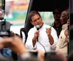 Rahul Gandhi addresses at Bhitauli Chauraha
