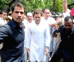 "Congress' ""Loktantra Bachao"" rally"