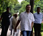 Congress meeting - Rahul Gandhi