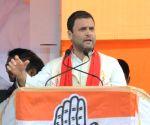 Rahul targets Modi, MP CM