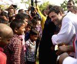 Rahul Gandhi's Amethi's visit