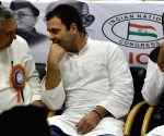 Rahul Gandhi meets members of All India Fishermen Congress