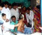 Rahul Gandhi meets parents of Una's village victims