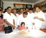 Rahul Gandhi's birthday celebrations