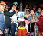 Congress workers celebrate Amarinder Singh's birthday