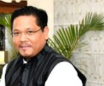 File Photos: Conrad K Sangma