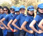 Contestants of Femina Miss Inidia at Lavasa.