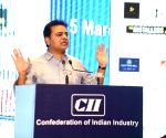 Centre doing injustice to Telangana, alleges KTR
