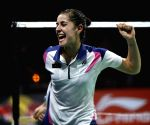 Women's Singles Final on Day 7 of Li Ning BWF World Championships 2014