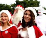 DENMARK-COPENHAGEN-WORLD SANTA CLAUS CONGRESS