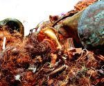 File Photos: Copper scrap