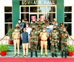 Core group meets to discuss security situation in Kashmir