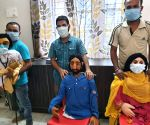 Free Photo: Covid awareness campaign through puppetry in NE India