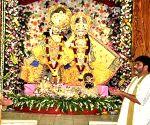 Covid dampens Janmashthami spirit at Krishna Janmabhoomi