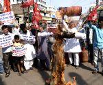 CPI demonstration against hike in LPG prices