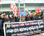 CPI's demonstration against cattle trade ordinance