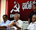 Sitaram Yechuri's press conference
