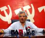 Opposition prime ministerial candidate to be decided after elections: Yechury