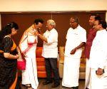 Yechury meets DMK President Stalin
