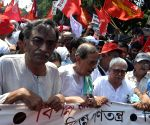 Left Front MLAs detained ahead of rally