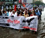 CPI-M demonstration against NRC in Assam