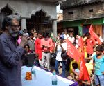 CPI-ML's Dipanker Bhattacharya holds 'Nukkad Sabha' ahead of Bihar Assembly elections