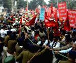 Demonstration against demonetisation