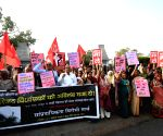 CPI-ML's protest against demolition of Babri mosque