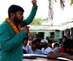 2019 Lok Sabha polls: CPI's Kanhaiya Kumar election campaign