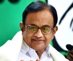 Who was the Indian client in Pegasus project, asks Chidambaram