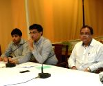 Sourav Ganguly's press conference