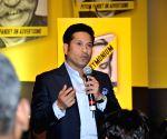 Amitabh, Sachin launch Piyush Pandey's 'Pandeymonium'
