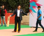 ICC Cricket for Good & Team Swachh campaign