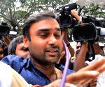 Amit Mishra held