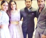 Have a look at Manish-Ashrita's wedding pics, Yuvi's dance