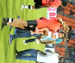 Indian team Vs Celebrity team football match - 4