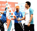 Mumbai Half Marathon-  2nd edition of - Sachin Tendulkar