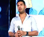 Yuvraj Singh at MTV Youth Forum