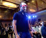 Yuvraj Singh during a programme