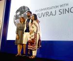 In conversation with Yuvraj""