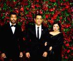 Deepika Padukone and Ranveer Singh's wedding reception - Kapil Dev and Dhoni