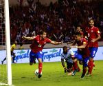 COSTA RICA-SAN JOSE-SOCCER-COSTA RICA VS HAITI