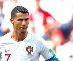No Cristiano Ronaldo in Ronaldo's favourite 5