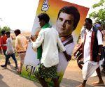 File Photo: Rahul Gandhi supporters