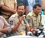 Shadnagar (Telangana): Cyberabad Police Commissioner V. C. Sajjanar's press conference