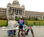 Sushil Reddy and his solar cycle