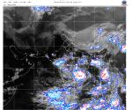Free photo : Cyclonic Storm Gulab landfall completed.