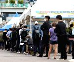 Daily Covid cases in Seoul top 1,000 for 1st time